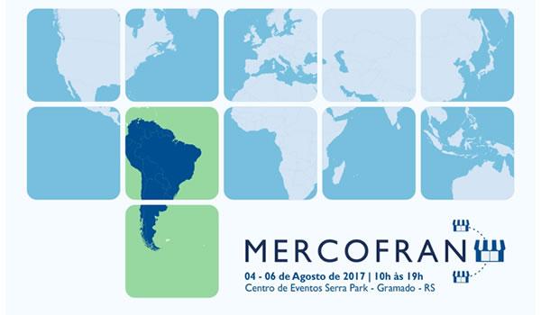 MercoFran 2017 : Feira de Franquias do Mercosul vai apresentar oportunidades de negócios no Serra Park em Gramado