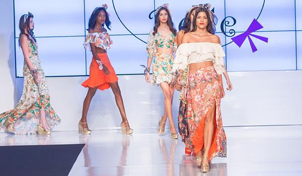 Vitória Moda 2016 : Desfile coleção Verão 2017 Look Belle