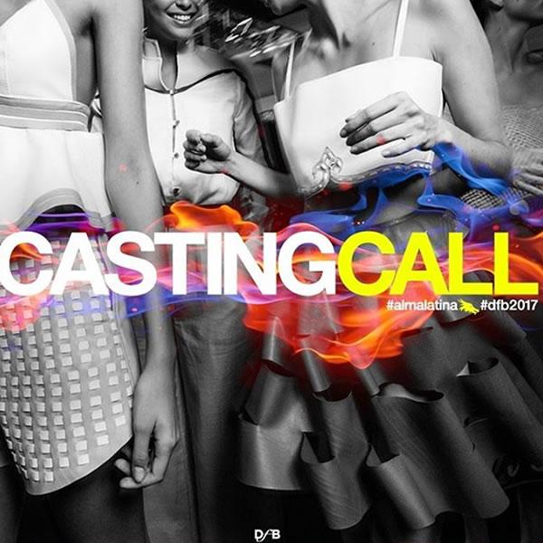 Dragão Fashion Brasil 2017 : Evento de moda seleciona modelos para passarela