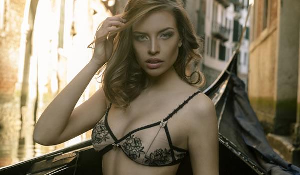 Moda Feminina Moda Inverno 2017 Lingerie Intima Passion 2017