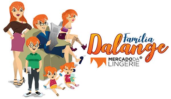 Familia Dalange Mercado da Lingerie Feira Felinju 2017