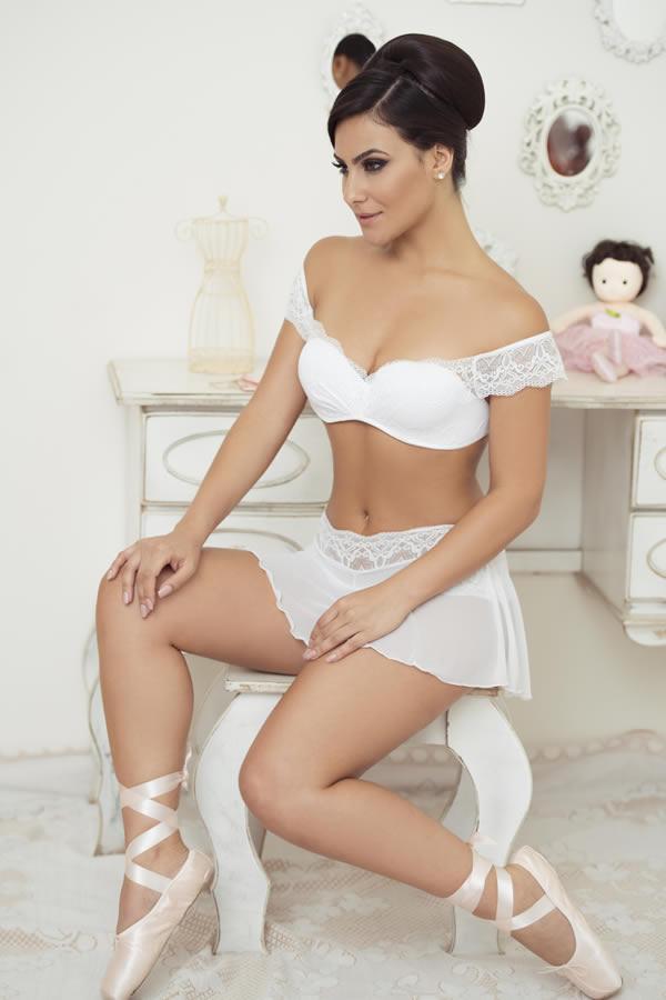Lanicle lingerie Moda Inverno 2017 Feira Felinju 2017 Juruaia