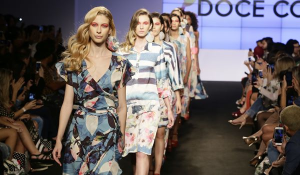 Doce Color Verao 2018 Vitoria Moda 2017