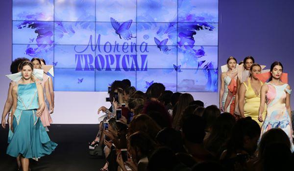 Morena Tropical Moda Verao 2018 Vitoria Moda 2017