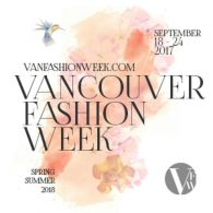 Vancouver Fashion Week Summer 2018