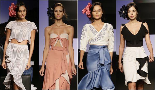 Vitoria Moda Chris Trajano Moda Verao 2018
