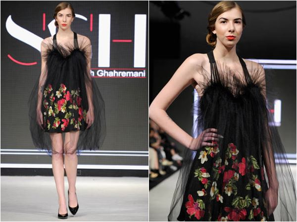 Desfile Sepideh Ghahremani na Vancouver Fashion Week - VFW SS18
