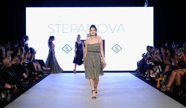 Desfile Stepanova Clothing na Vancouver Fashion Week – VFW SS18