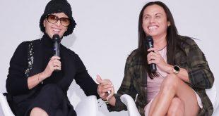 Lilian Pacce e Silvero Pereira : Foto Dinarci Borge