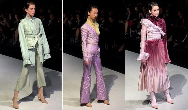 VFW FW18 - Vancouver Fashion Week Qiongxin-Kou - Fotos Sara Moghaddassi