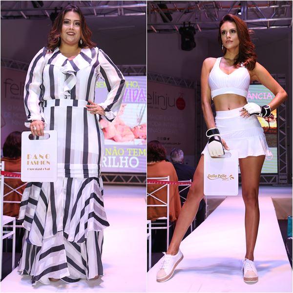 Desfile Felinju 2018 - feira de moda intima Juruaia