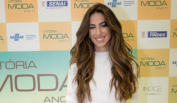 Luiza Sobral Vitoria Moda 2018 Moda Eventos