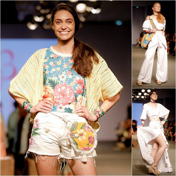 Vitoria Moda Saia de Chita Moda Verao 2019