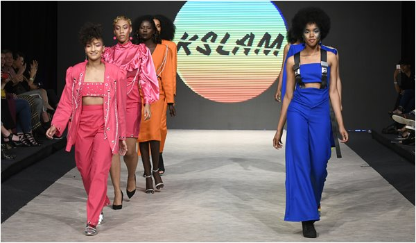 Casey Lamb KSLAM SS19 Vancouver Fashion Week