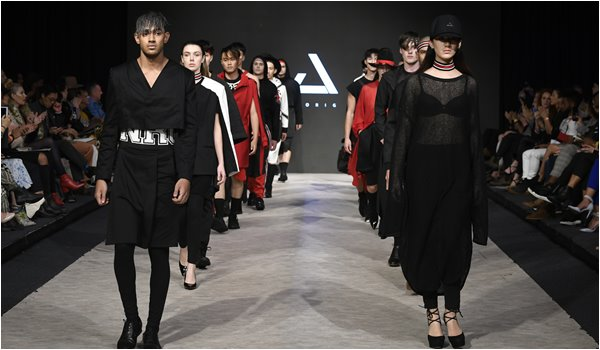 JNORIG Vancouver Fashion Week SS19