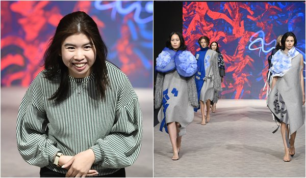 Jacqueline Au SS19 Vancouver Fashion Week