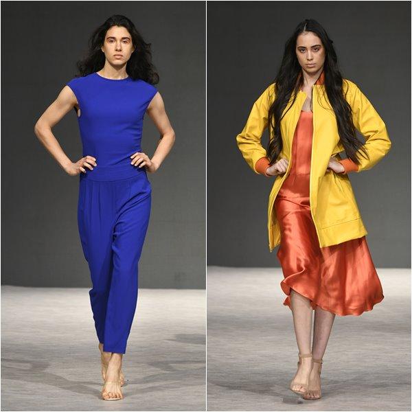 Lourdes e Eva na Vancouver Fashion Week SS19