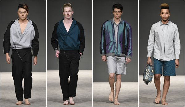 Manon Pradier ESMOD Vancouver Fashion Wee