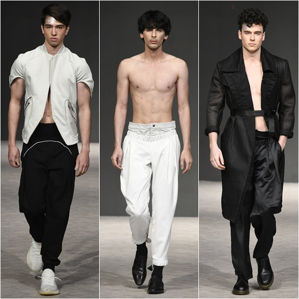 Maxime Edward Vancouver Fashion Week ss19