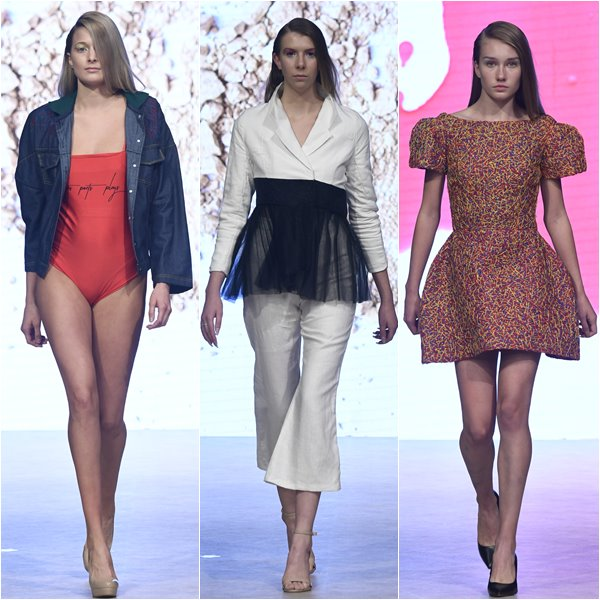 Pilar Aguilar Vancouver Fashion Week SS19