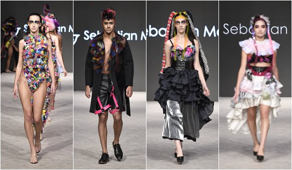 Vancouver Fashion Week SS19 Sebastian Masuda