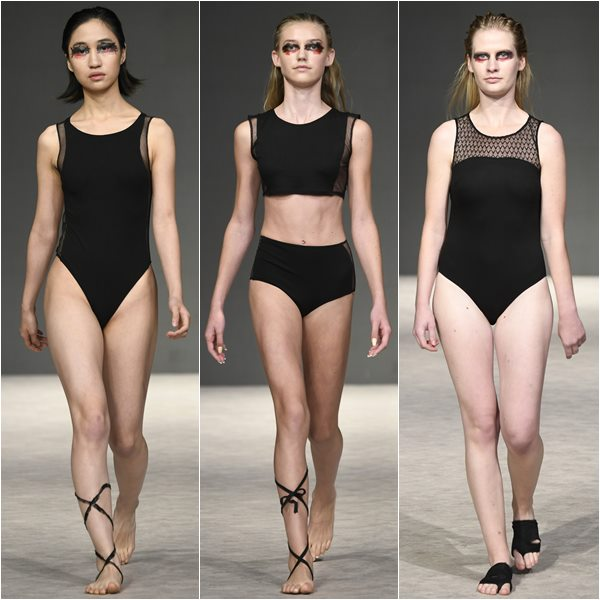 Bertille Isabeau Vancouver Fashion Week SS19