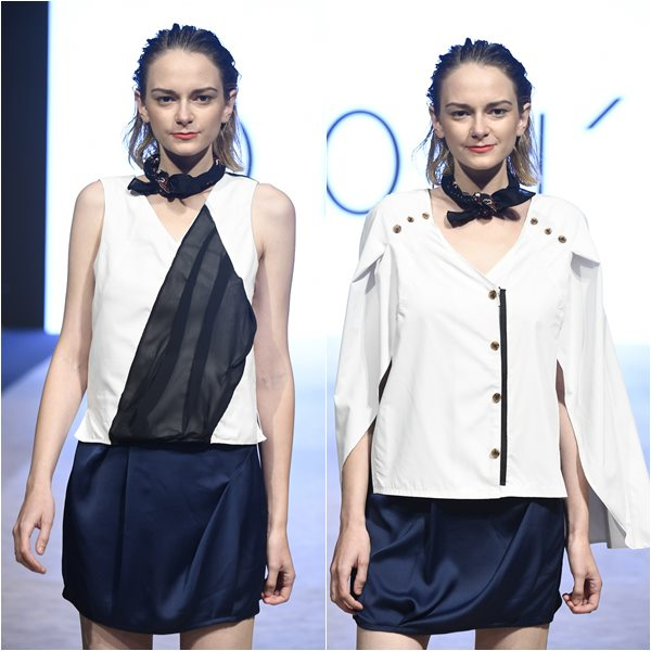 Ryonggi OH na Vancouver Fashion Week SS19