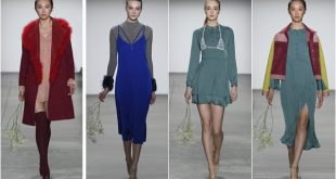 FAUN by Marisa P Clark New York Fashion Week Global Fashion Collective