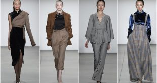 HighTLI by Tong Li New York Fashion Week Global Fashion Collective