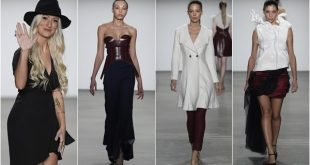 Kirsten Ley New York Fashion Week Global Fashion Collective