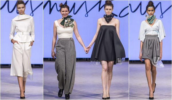 Emuska FW19 Vancouver Fashion Week FW19
