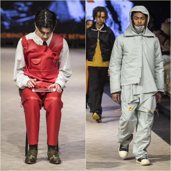 streetwear Bedlam HOC Vancouver Fashion Week FW19