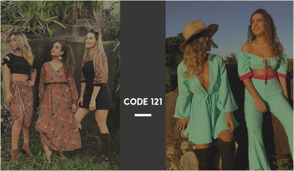 Code 121 Moda Outono Inverno 2019