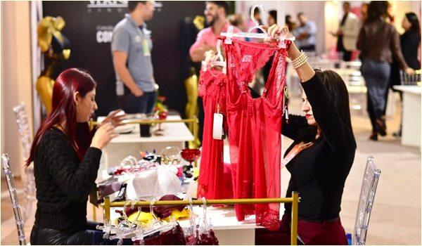 Fevest em Nova Friburgo Feira de Moda intima - Foto Marcus Vini