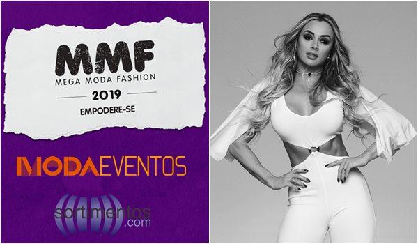 Coleção da marca Patrícia Guimarães será desfilada por Juju Salimeni