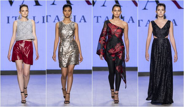 Evaro Italia VFW - Vancouver Fashion Week ss
