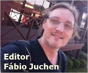 Site Moda Eventos. Editor Fábio Juchen