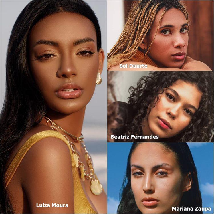Modelos New Faces - DFB Festival 2020 - Dragão Fashion Brasil