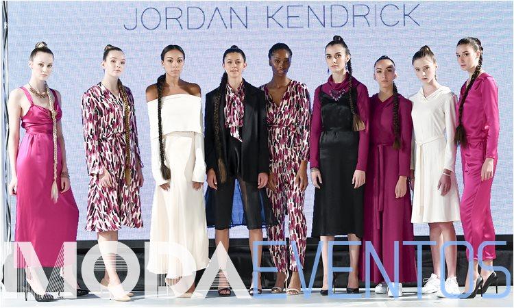 Desfile de Moda Feminina : coleção Jordan Kendrick SS / 21 na VFW - Vancouver Fashion Week