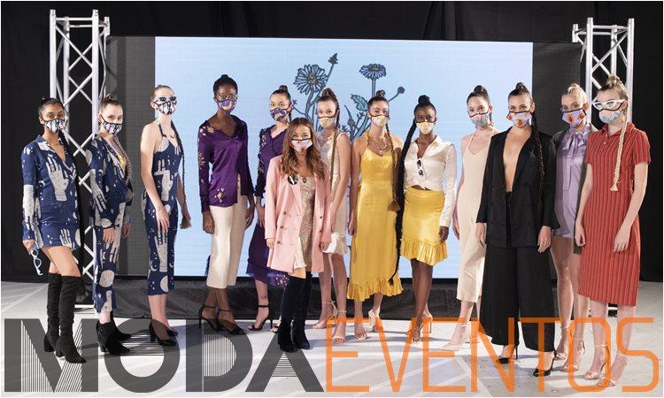 Desfile de Moda Feminina : coleção FAUN Studio SS / 21 na VFW - Vancouver Fashion Week