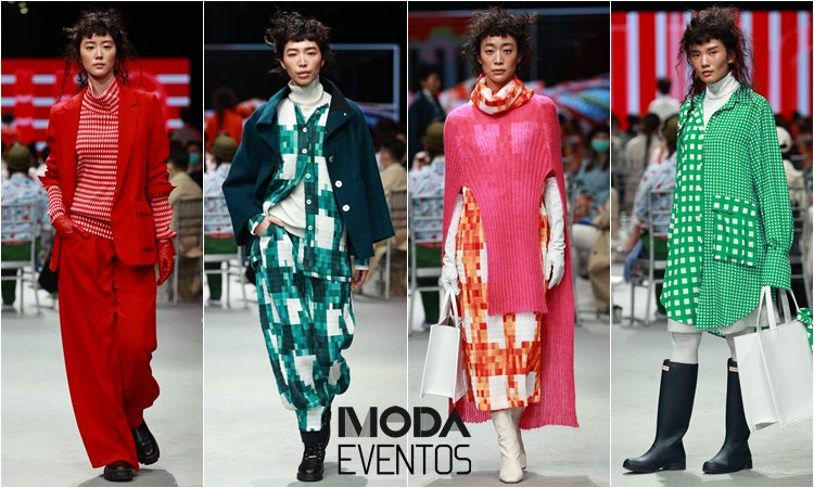 UUIN + AETER na Vancouver Fashion Week Fall Winter