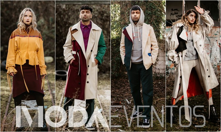Co-De de Tanja Salem na Vancouver Fashion Week Fall Winter