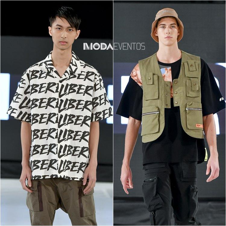 Desfile de Moda Masculina Libere VFW Vancouver Fashion Week - modaeventos.com.br