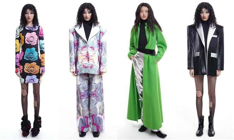 Ryzyoryuan Qiqiyuan na Vancouver Fashion Week Fall Winter